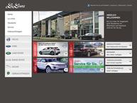 Website von La Linea Franca Kfz-Handels-GmbH