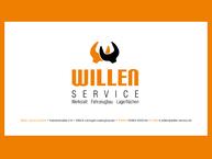 Website von Burkhard Willen