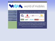 Website von World Of Mobiles GmbH