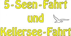 5-Seen- Fahrt und Kellerseefahrt GmbH Frahm & Zimmermann
