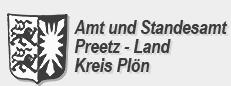 Amtsverwaltung Preetz Land