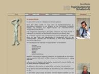 Website von Ingenieurbüro Für Schallschutz Dipl. Ing. Bernd Seckel