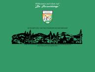 Website von Harzwaldsaenger  Buntenbock e.V.