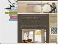 raumausstattung martini raumausstatter innenausstatter. Black Bedroom Furniture Sets. Home Design Ideas