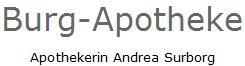 Burg-Apotheke Andrea Surborg e.K.