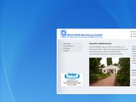 Website von BIOCHEM Bernburg GmbH