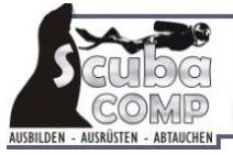 Tauchschule Tauchshop Scuba-Comp