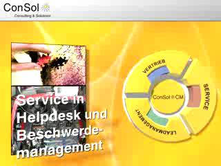 ConSol* Unternehmensvideo