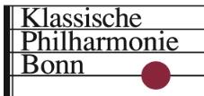 Klassische Philharmonie Bonn Chur Cölnisches Orchester Bonn e.V.