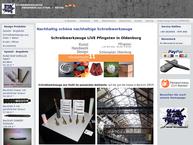 Website von Global Design Factory