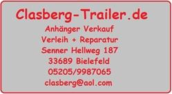 Clasberg Trailer