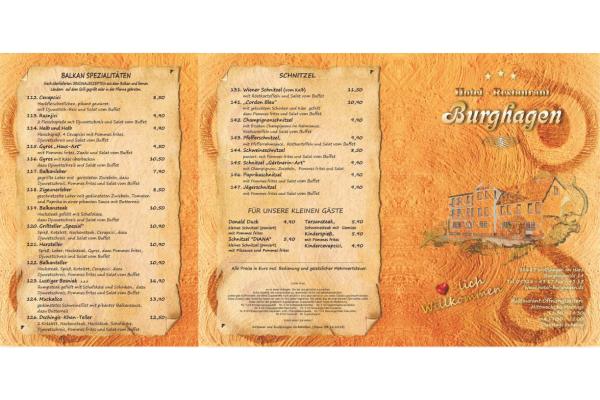 Cafe Bothe Wolfshagen Speisekarte