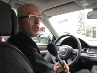Ihr Chauffeur in Hamburg