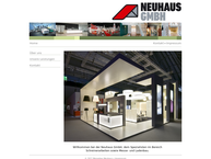 Website von Heribert Neuhaus GmbH
