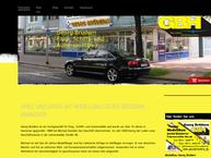 Website von Georg Brüdern Modellbau * Inhaber Michael Davideit