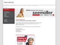 Website von Seemüller & Mühlhauser GmbH