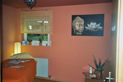 Massageraum farbe  INGRID WENZEL - LEBENSBALANCE & WOHLBEFINDEN, Massageinstitute in ...