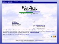 Website von Netaktiv