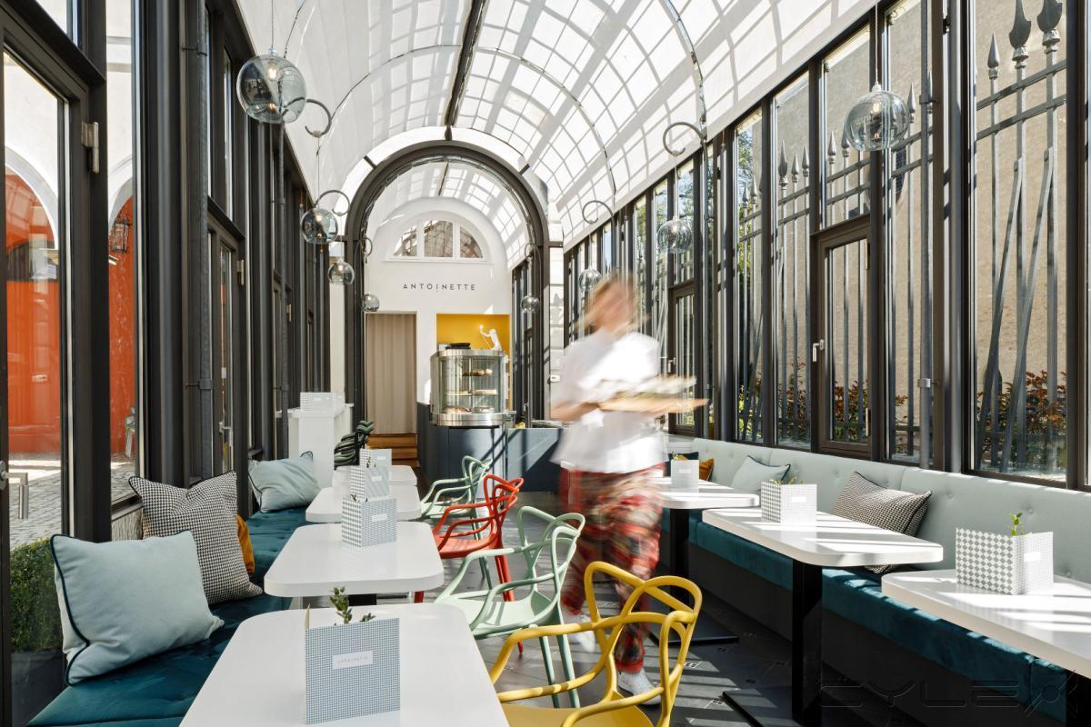 Cafe Am Peterstor Regensburg