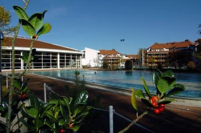 Gesundheits zentrum saarschleife rehabilitationskliniken for Schwimmbad gegenstromanlage