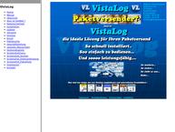 Website von Bucko Versand Systeme GmbH
