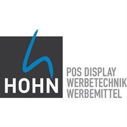 Hohn Artikel Für Werbung und Verkaufsförderung Displays-Präsentationsysteme