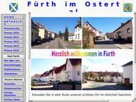 Website von Heimat- und Kulturverein Fuerth e.V.