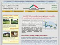 ingeborg kulicke immobilien in sinsheim hoffenheim. Black Bedroom Furniture Sets. Home Design Ideas