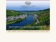 Website von Weingut Karlheinz Weis Dipl.ing.fh Karlheinz Weis