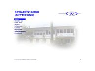 Website von Reynartz GmbH