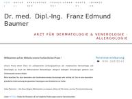 Arzt für Dermatologie Berlin - im CYLEX Branchenbuch