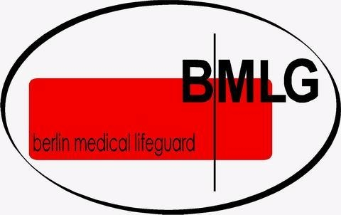 BMLG berlin medical lifeguard Sanitätsdienst
