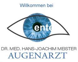 Meister Hans-Joachim Dr. Arzt Für Augenheilkunde