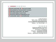 Website von Kamenz Lars Ing.büro Für Bauwesen