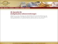 Website von DEUTSCHER ATLAS Finanzdienstleistungen AG