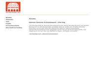 Website von Dietz Architektur Büro