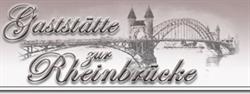 Restaurante Gaststätte Zur Rheinbrücke