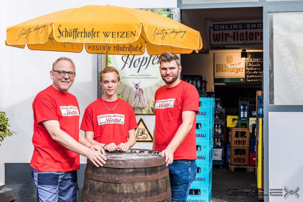Getränke Service Vendel, Getränke Einzelhandel in Bonn Zentrum ...