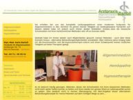 Website von BARTOLL KARIN DIPL.-MED. FÄ FÜR ALLGEMEINMEDIZIN