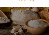 Website von Bio-Vollkorn-Bäckerei Egon Hahn