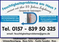 Bausachverständiger Herne burghard zipprick bausachverständiger in bochum riemke öffnungszeiten