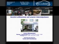 Website von Gorholt V.