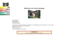 Website von Gästehaus Waldschlößchen