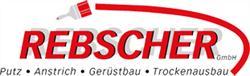 REBSCHER GmbH PUTZ - ANSTRICH GERÜSTBAU TROCKENAUSBAU MALERARBEITEN BETONSANIERUNG VOLLWÄRMESCHUTZ