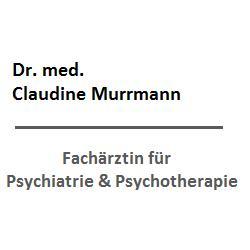 Dr. med. Claudine Murrmann Fachärztin für Psychiatrie-Psychotherapie