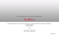 Website von Almy Beschläge GmbH