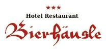 Hotel - Restaurant Bierhäusle