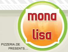 Pizza Mona Lisa