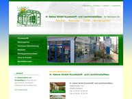 Website von Herbert Satow GmbH