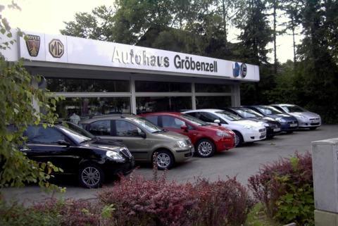 Autohaus groebenzell gmbh co kg kfz dienstleistungen for Bewertung autohaus